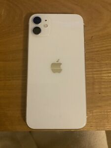 Apple iPhone 11 64 GB white 02 immaculate condition