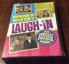 Rowan and Martin's Laugh-In: The Complete Fourth Season (DVD) New Sealed