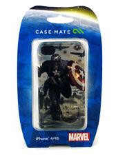 Captain America iPhone 4 4s Hardshell Case Marvel Comics Avengers Case-Mate New