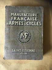Catalogue Manufrance 1935