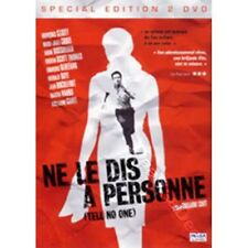 Tell No One NEW PAL Arthouse 2 DVD Set France
