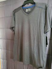 Rbk Activewear Size Medium Quick Dry wicking grey mens