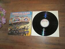 Vinyl LP Emerson, Lake & Palmer - Black Moon • Victory • 1992 •awesome condition
