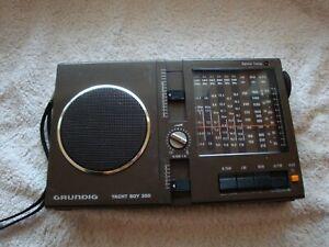 Grundig Yacht Boy 300 - Vintage Radio