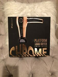 FHI HEAT Platform 1900 Nano Lite Pro Hair Dryer Rose Gold New Limited Edition