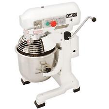 Robot de Cocina Multifunción con Varilla Fácil Uso 550W 3 Velocidades y Bol 15L
