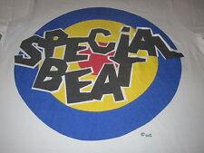 Special Beat Vintage Tee Shirt Screen Stars Tag Ska Specials English Beat