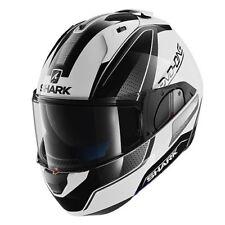 Casco Helmet casque Shark Evo-one Astor White Size L