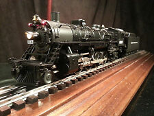 Lionel 6-18079 NEW YORK CENTRAL 2-8-2 MIKADO NYC Custom Railsounds Doubleheading