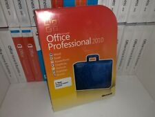 Microsoft Office 2010 Professional 269-14670 100% Genuine New & Sealed