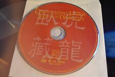 Crouching Tiger, Hidden Dragon (Dvd, 2001, Special Edition)Disc Only 2-155
