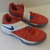 Nike Zoom KD IV 4 Creamsicle Gold medal scoring tittle galaxy aunt pearl SZ 11.5