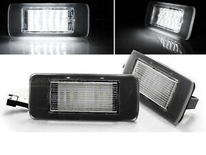 LED License Plate Lights for Opel ZAFIRA C 12-ASTRA J 10-CARAVAN FreeShip US PRO