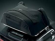 KURYAKYN BLACK DELUX CONVERTIBLE RACK BAG WEATHER RESISTANT SUIT MOTORCYCLE