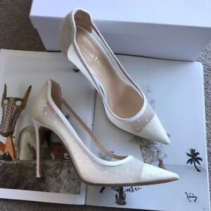 Authentic Brand New In Box Dior Pumps Heels Shoes Size 38