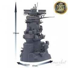 Fujimi Battleship Yamato Plastic model 1/200 bridge Equipment 2 From JAPAN NEW