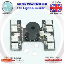 Matek Tail Light WS2812B LED Buzzer for FPV RC Quadcopter Flight Controller