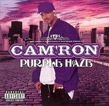 Cam'Ron - Purple Haze - Cam'Ron CD Parental Advisory Edition.