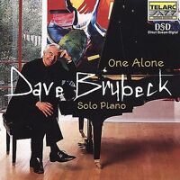 One Alone Solo Piano by Dave Brubeck (CD, Aug-2000, Telarc Distribution)
