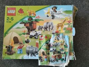 Lego Duplo Zoo (6156), in excellent used condition.