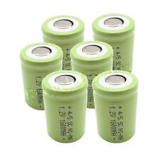 Piles rechargeables Sub-C pour équipement audio et vidéo