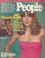 JILL CLAYBURGH Bob Keeshan CAPTAIN KANGAROO Sister Sledge JFK 1979 People