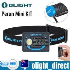 OLIGHT Torch Perun Mini KIT USB Rechargeable 1000 Lumens Handheld Flashlight AU