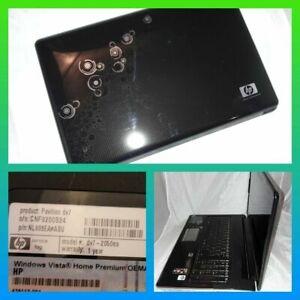 HP Pavilion DV7 2050ea 17 inch (17.3) AMD Turion II M600 2.4GHz, 4gb ram,250GB