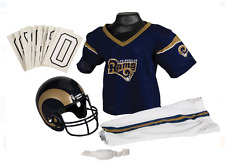 YOUTH SMALL Los Angeles Rams NFL UNIFORM SET Kids Football Costume Game Ages 4-7