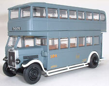 EFE PLYMOUTH CITY TRANSPORT WARTIME LEYLAND TD1 BUS-99207