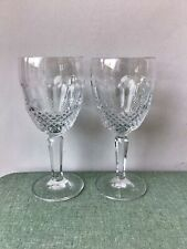 Waterford Crystal Colleen Essence Wine Goblets 2 Available