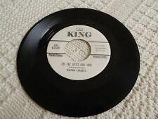Rayna Leggett Let The Little Girl Love/Now The Shoe Is On The Other Foot King M-
