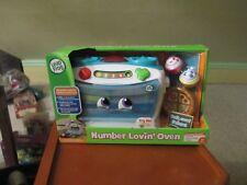 LeapFrog Electronic Learning Toys Number Lovin' Oven ~ NEW -