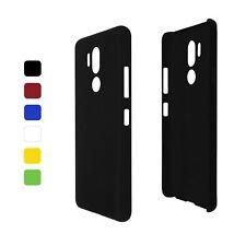 Hülle Hardcase gummiert für LG G7 ThinQ Case Schutzhülle Cover Handyhülle Bumber