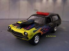 1972 Chevy Vega Station Wagon Drag Car 1/64 Limited edition collectible model