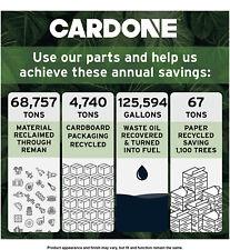 Remanufactured Strg Gear Cardone Industries 27-7560