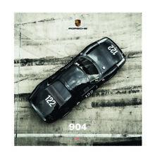 Porsche 904 Straßenrennwagen Erfolgsgeschichte Bildband Buch Doku mit Schuber