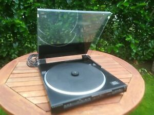 GRUNDIG PS 35 Tangential PLATTENSPIELER 1985 FULL AUTOMATIC Linear Tracking