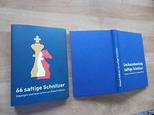 66 saftige Schnitzer begangen und besprochen von Robert Hübner gebunden + SU