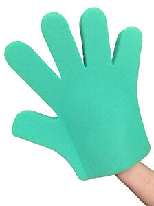 Economy Size Blank Open Foam Hand Get Noticed with Your Wavy Hand