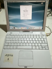 "Apple iBook G4 Stock Lotto 3 pz Apple iBook G4 12.1"" A1054 - Funzionanti Vintage"