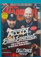 Metal-Hammer August 2017 mit CD!!!   ungelesen  1A absolut TOP