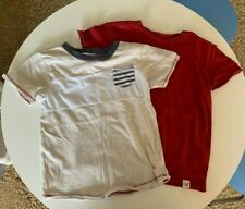 2 Burt's Bees Kids T-Shirt Top Shirts V-Neck & Crew Neck 3T Toddler Boy