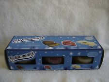 ENTENMANN'S***SET OF 3***SCENTED CANDLES~~~3 oz/85 g EACH~~~BRAND NEW~~~BOXED