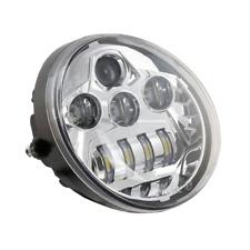 Chrome Hi/Lo LED Projection Headlight Harley V Rod V-Rod VROD VRSC VRSCA VRSCDX
