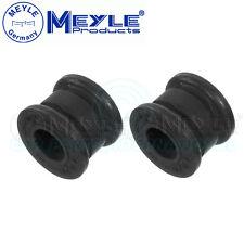 2x Meyle anti roll bar buissons essieu avant gauche et droite (inner) no: 014 032 0301
