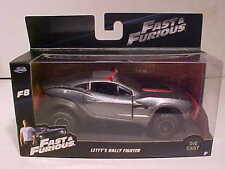 Fast & Furious 8 Letty's Rally Fighter Diecast Car 1:32 Jada Toys 5 inch F8