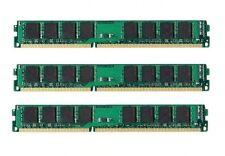 12GB 3x4GB Memory PC3-12800 DDR3-1600MHz for HP/Compaq Elite Desktop 8300 SFF/CM