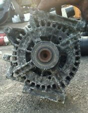 2005 Mercedes E320 CDI Alternator With Clutch Type Pulley