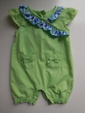 CUTE 'GYMBOREE' BABY GIRL ROMPER PLAYSUIT SIZE 000 FITS 0-3M GREAT CONDITION